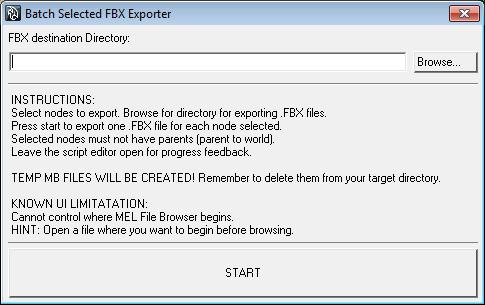 batchSelectedFBX