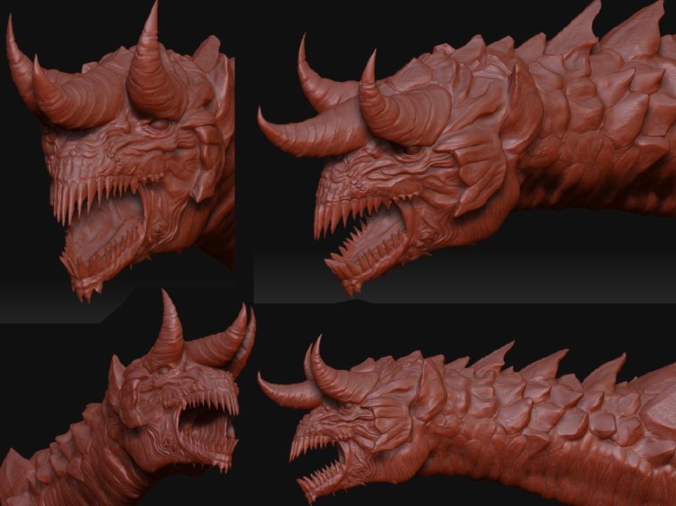 Dragon_WIP